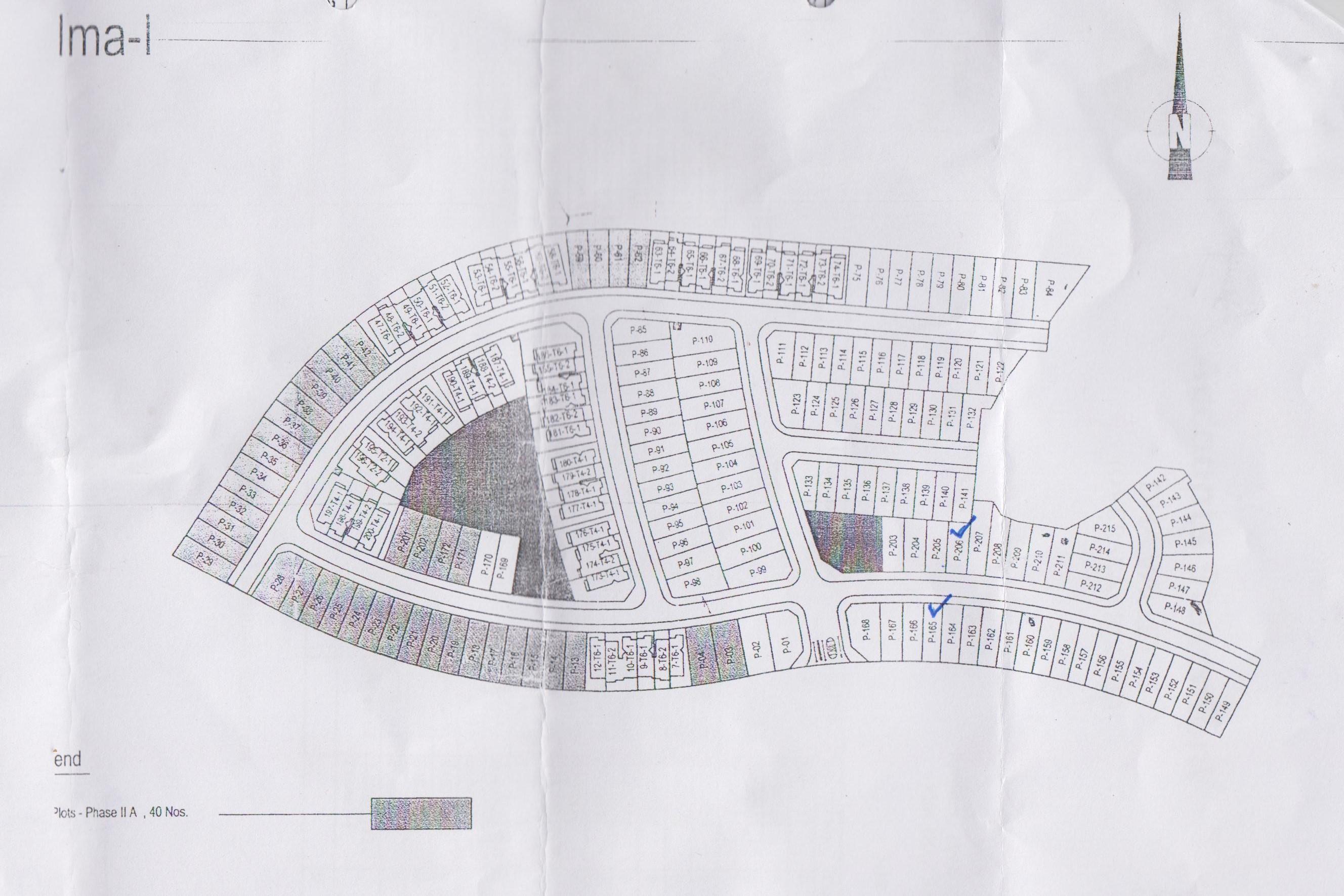 Alma 1 Map